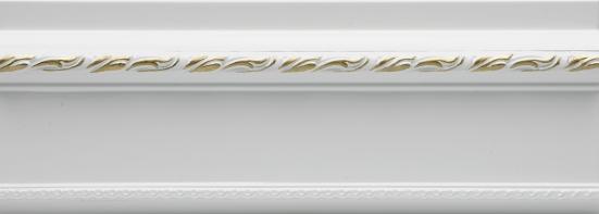 X guld 11 cm-2liten